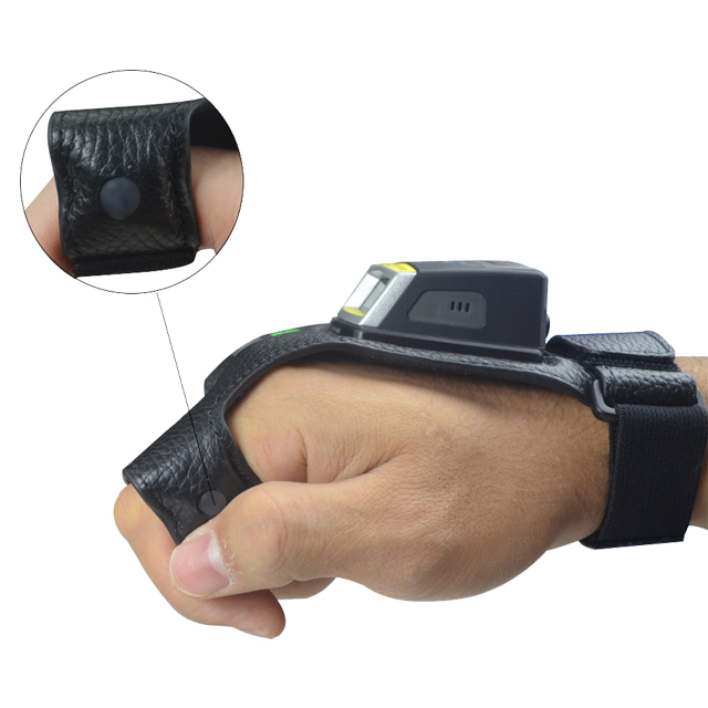Glove Bluetooth Barcode Scanner GS02